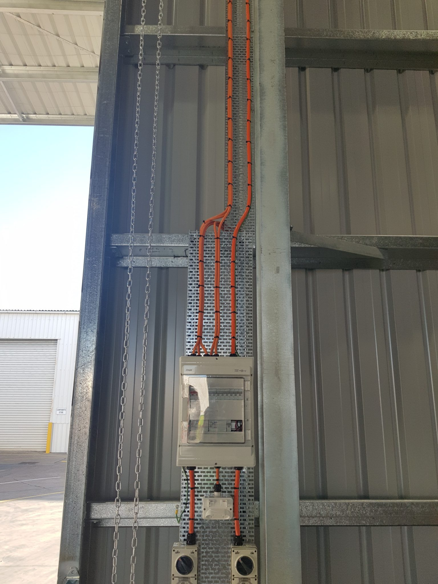Boltec Electrical - Industrial